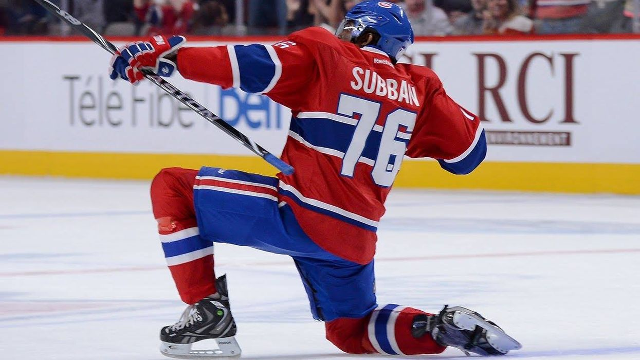 See The World Through The Eyes Of P.K Subban