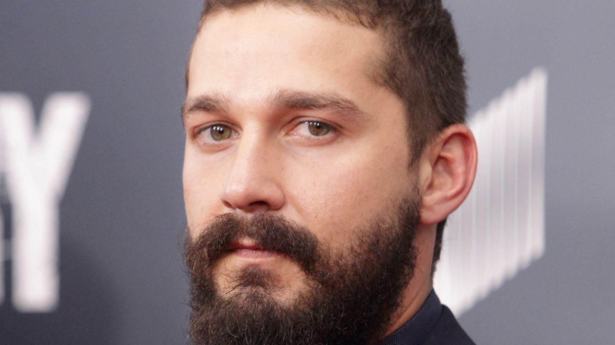 Shia LaBeouf Is Live Streaming Himself Watching Shia LaBeouf Movies All Day