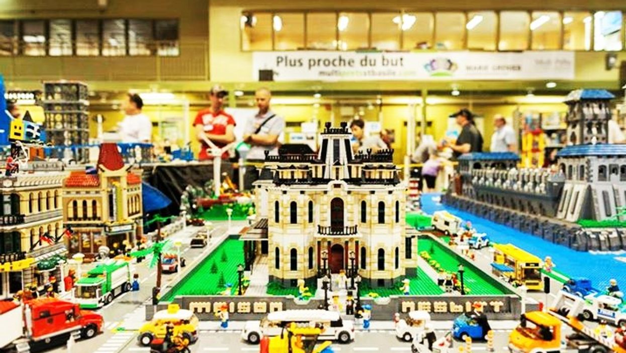 Montreal Is Hosting A LEGO Festival This Weekend
