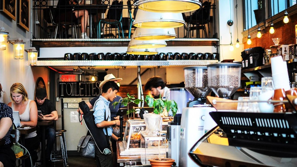 10 Montreal Cafés Without Tons Of Students So You Can Actually Get Work Done