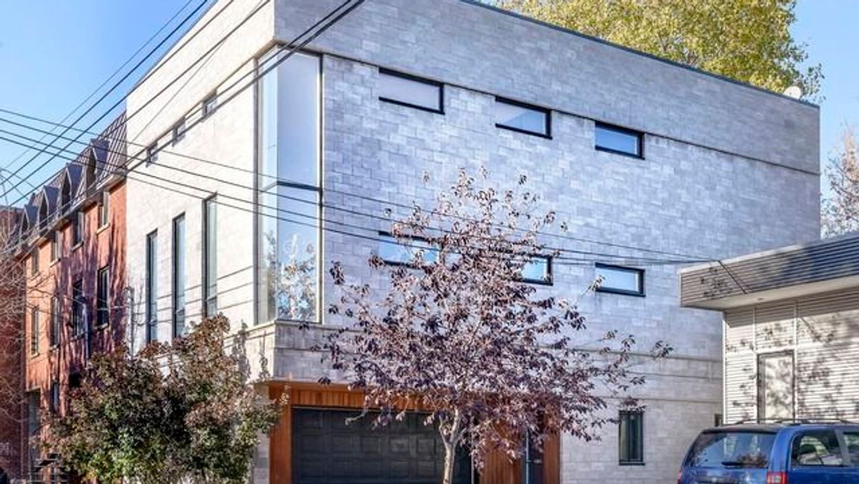 This Home In Montreal's Saint-Henri Is The Dream Of Any Young Professional