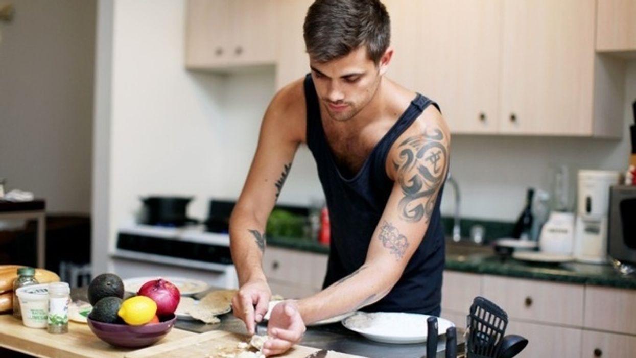 Tomorrow Is The International 'Men Make Dinner Day'