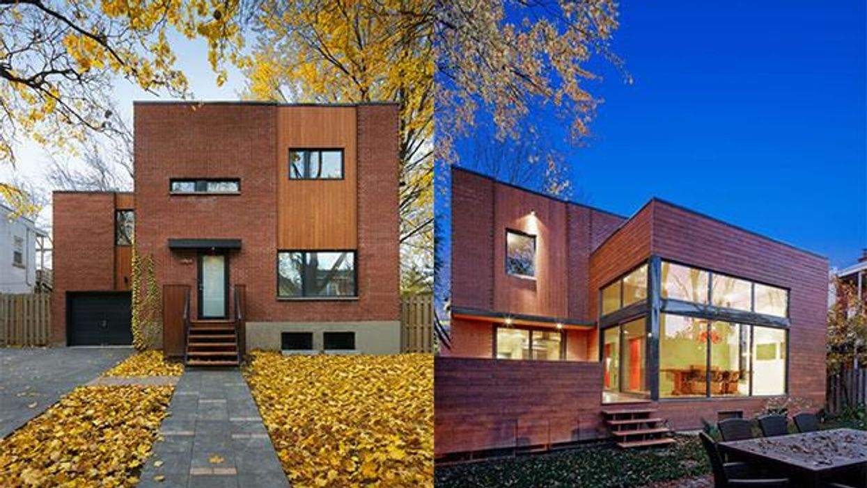 This Montreal Home Proves Autumn Is The Most Beautiful Season In The City