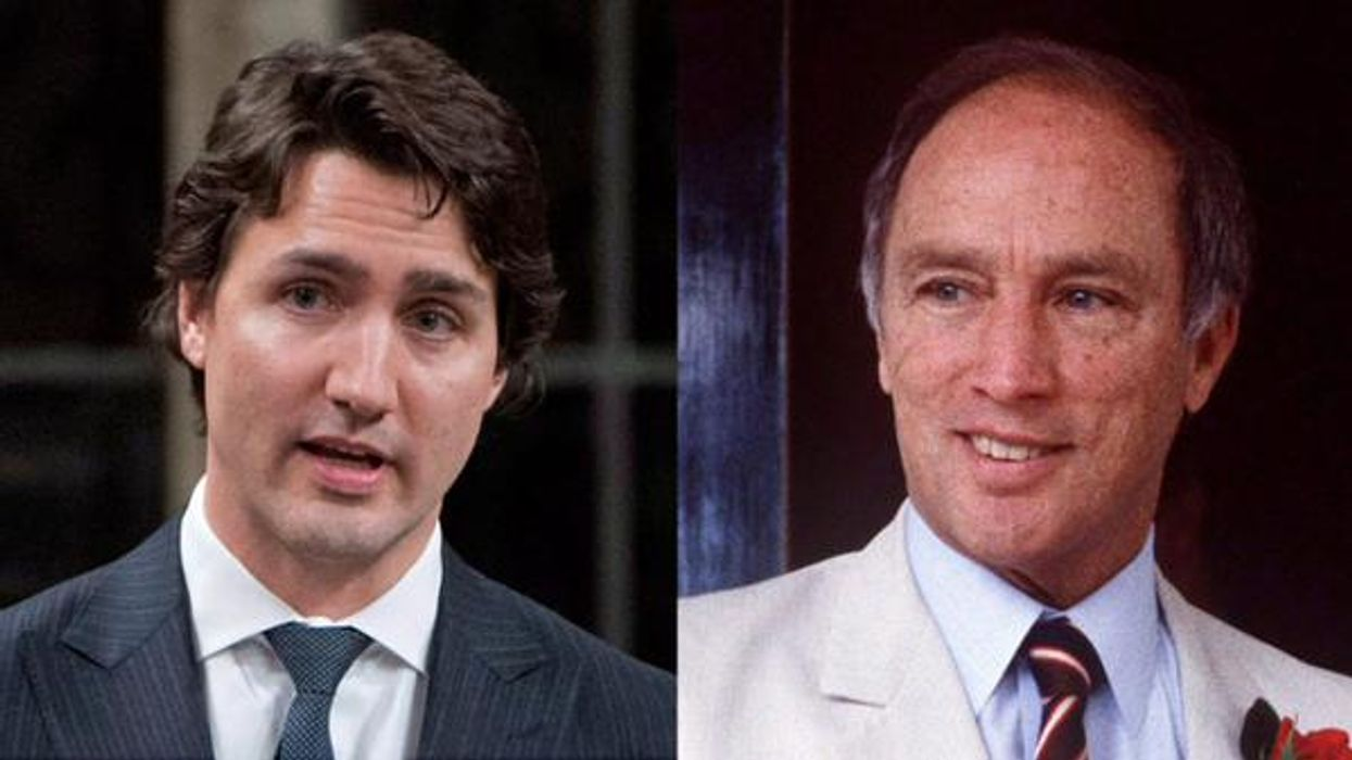 12 Things You Need To Know About Justin Trudeau's Father