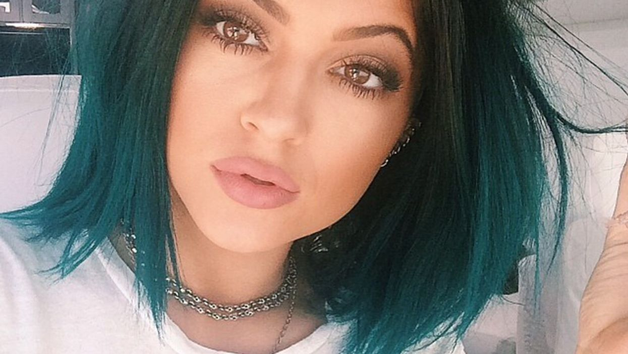 Starting Now, Kylie Jenner Says She Wants To Educate Young Girls