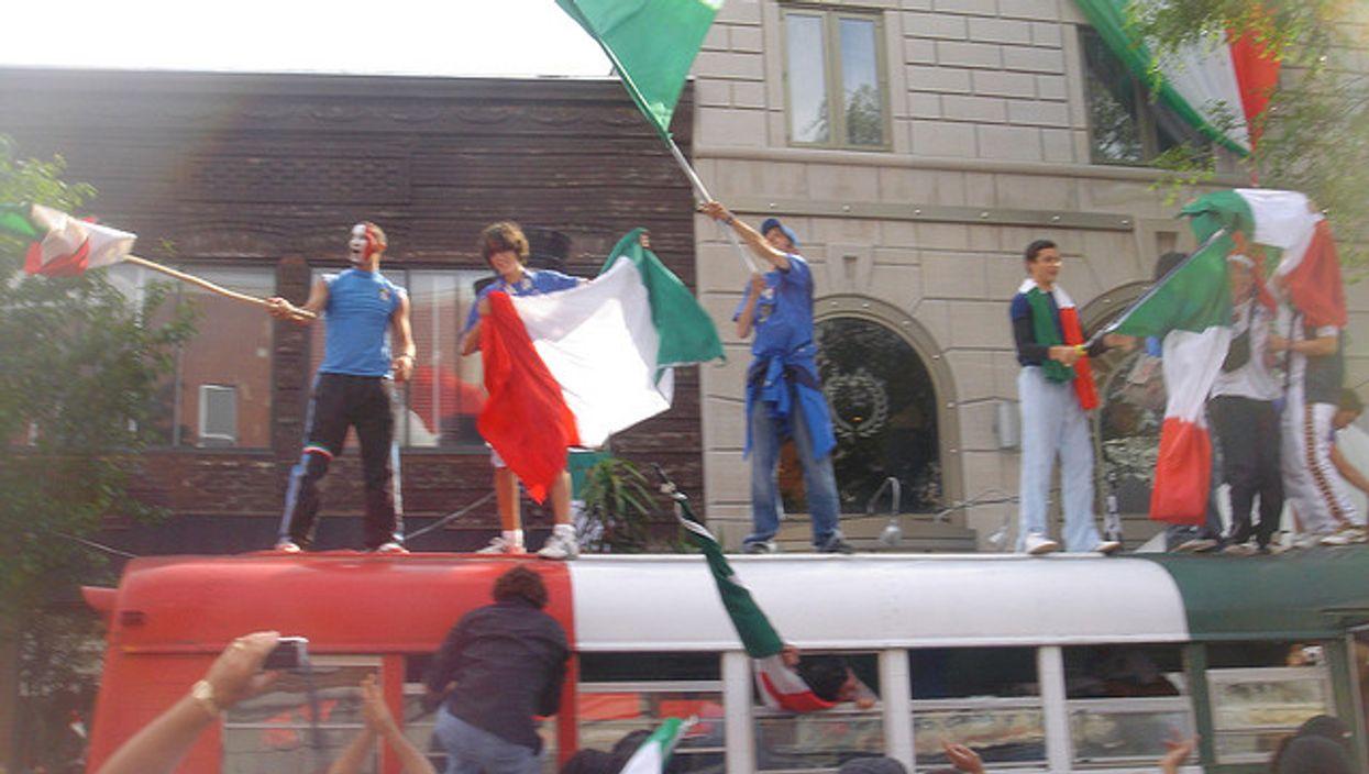 Sh!t Montreal Italians Say