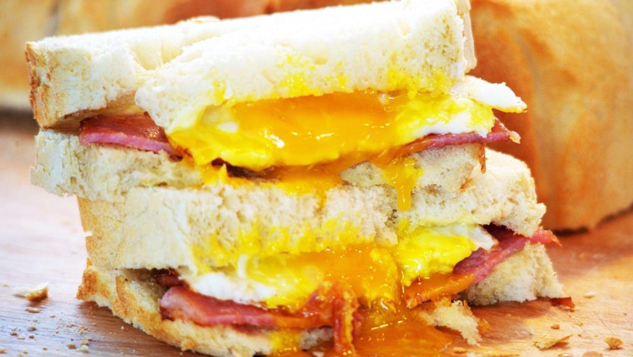 Best Montreal Breakfast Sandwiches