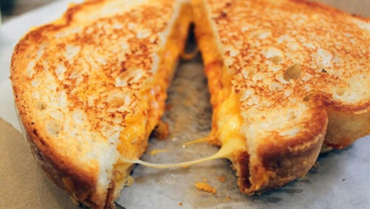 Montreal's Grilled Cheese Month 2015