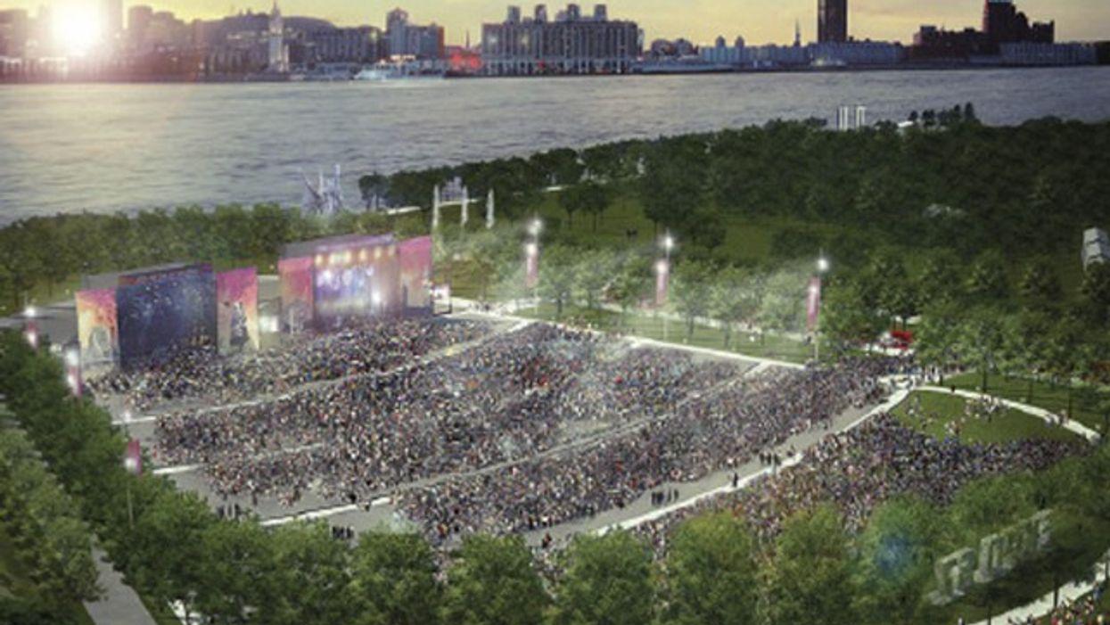Parc Jean-Drapeau Is Getting A $30 Million Outdoor Amphitheater