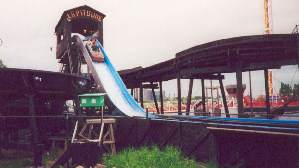 7 Rides At La Ronde That Have Been There Since The Park Opened