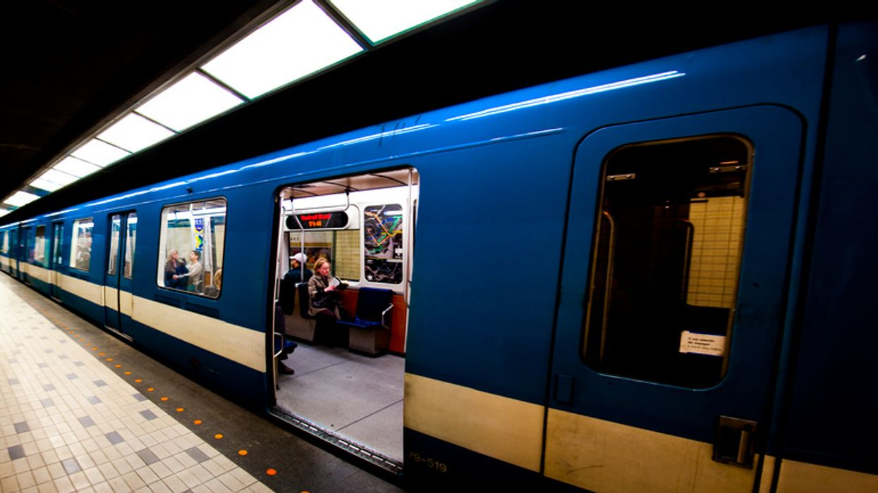 The STM Is Going To Be Recycling Montreal's Old Metro Cars