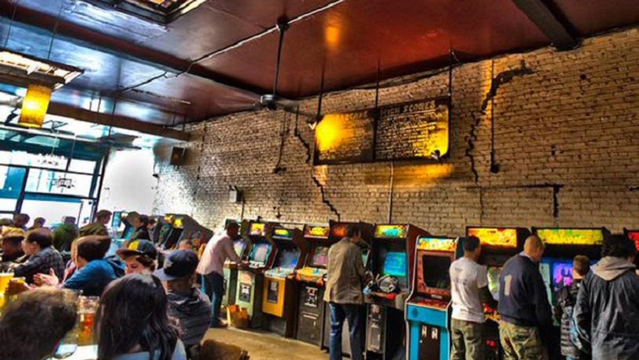 """The City Of Montreal Won't Let This Man Open An """"Arcade Bar"""""""