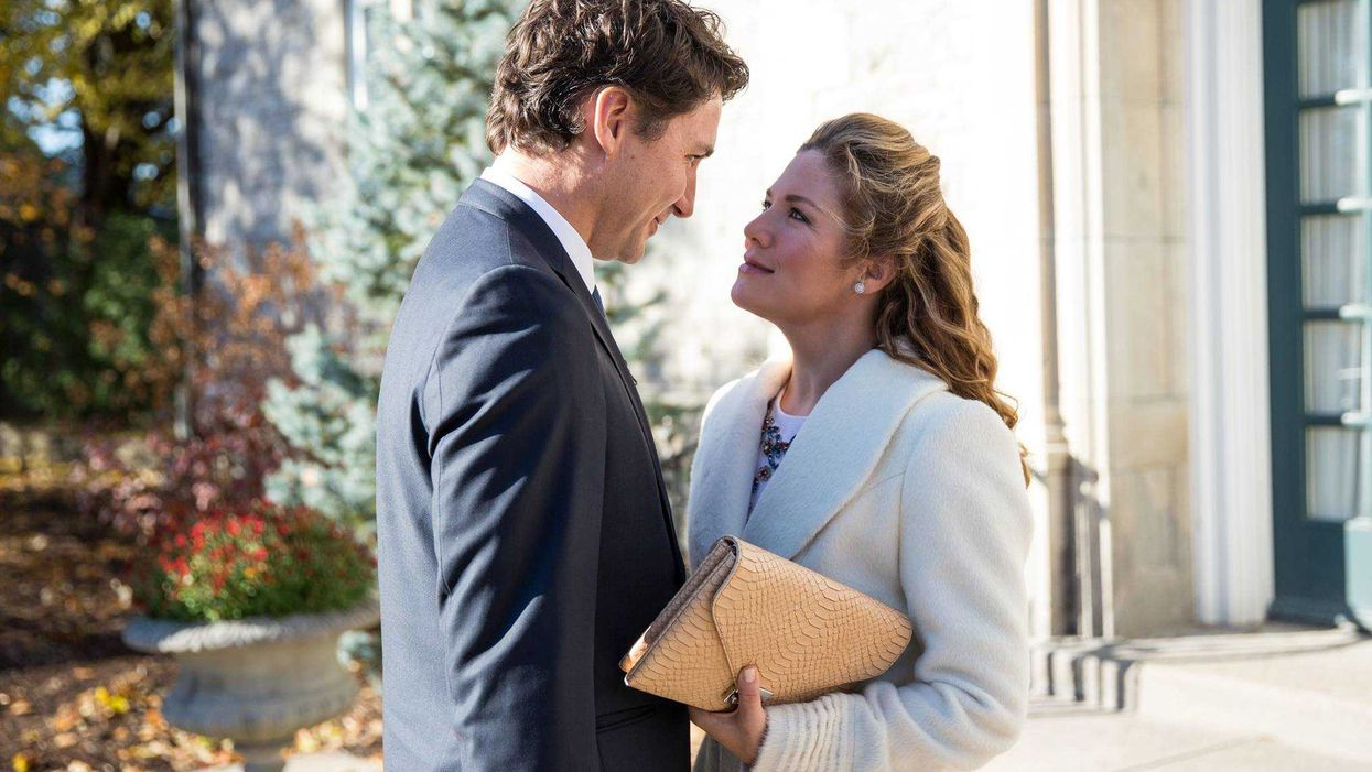 14 Things You Need To Know About Justin Trudeau's Wife