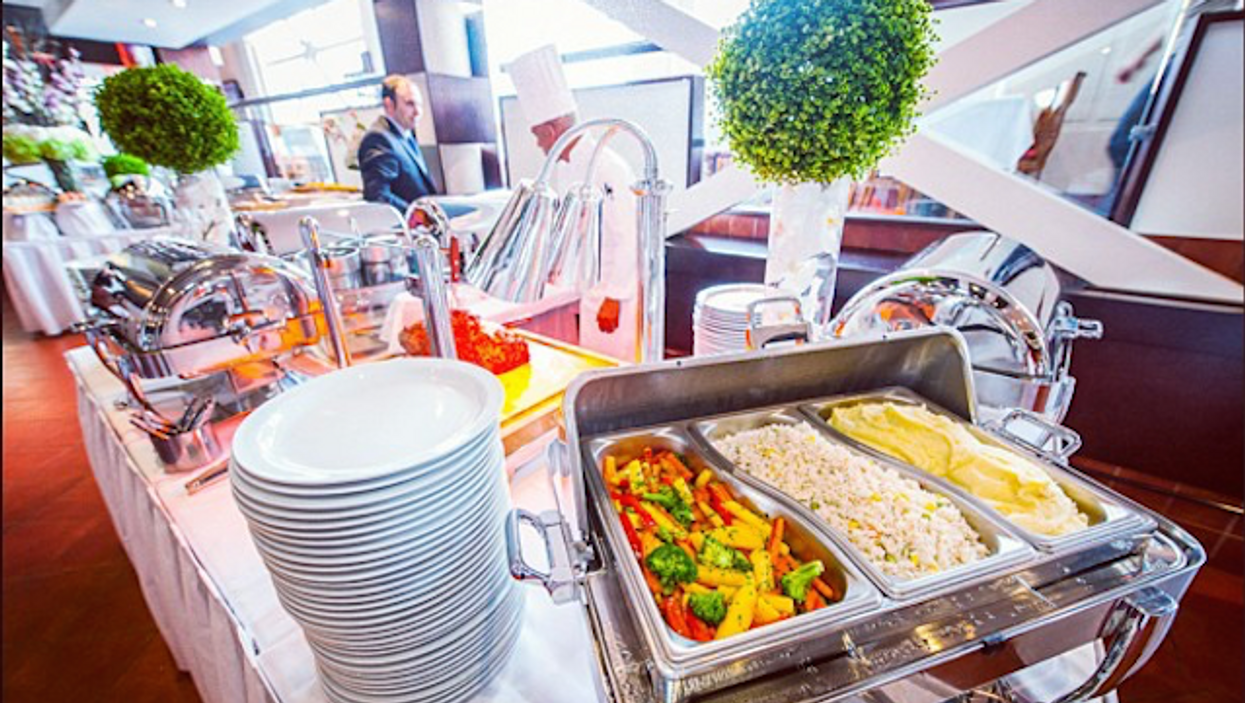 This Is Montreal's Official New Year's Day 2016 Brunch Buffet