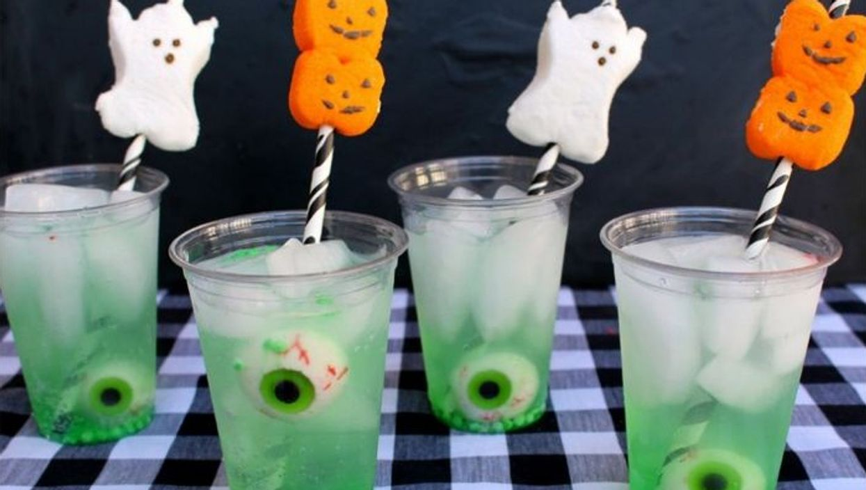 10 Halloween Drinks You Need At Your Next Party