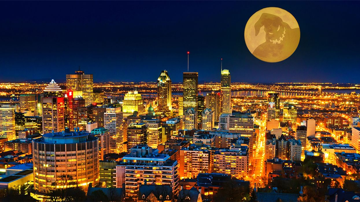 What The Weather Will Be Like In Montreal On Halloween