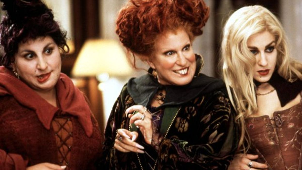 22 Thoughts You Have When You Watch Hocus Pocus As An Adult
