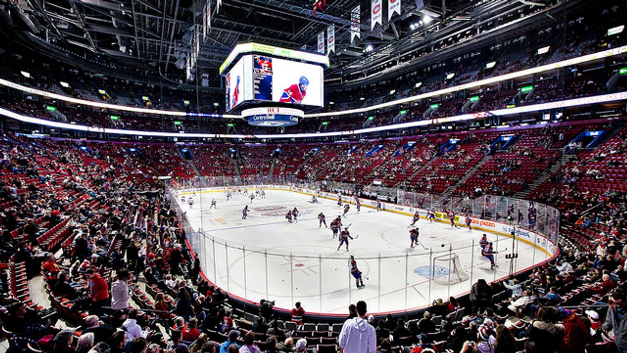Montreal Canadiens Meet & Greet 2015 Blood Drive At The Bell Centre
