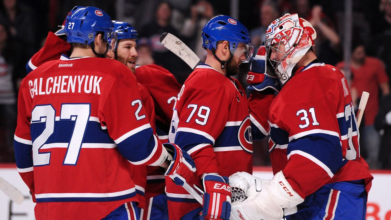 Montreal Canadiens Are #1 Favourite To Win Stanley Cup