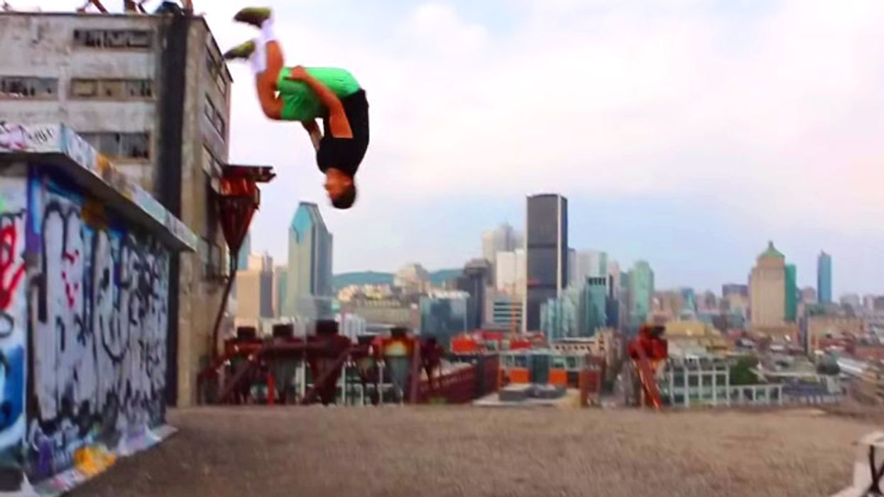 Watch 4 Montreal Bros Do 30 Things They Have Never Done Before In 30 Days