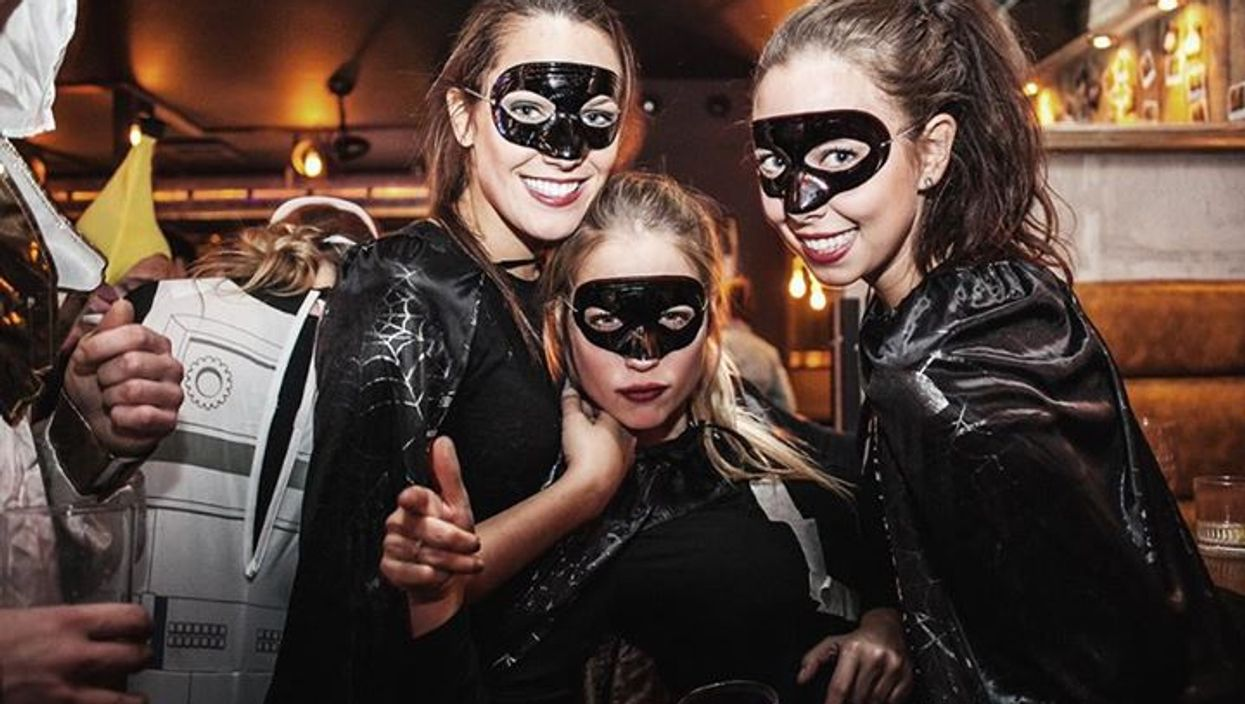 Things To Do With Your Friends This Halloween 2015 In Montreal