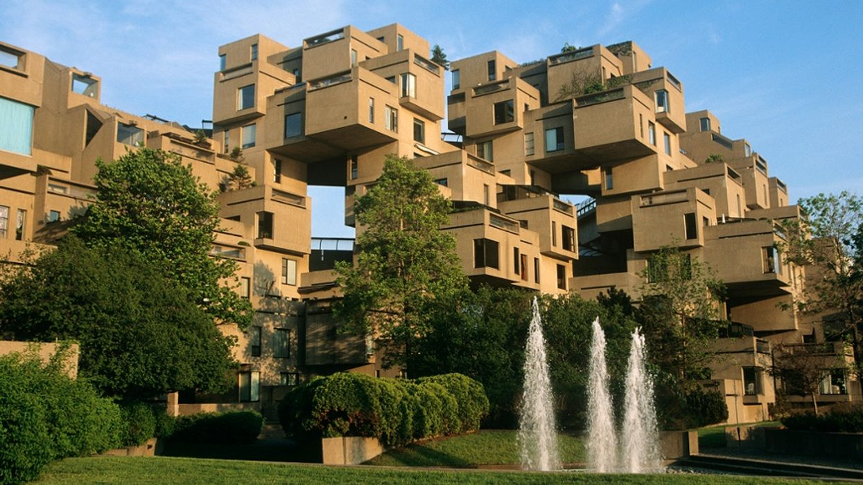 What A $1,000,000 Apartment Looks Like In Montreal's Habitat '67