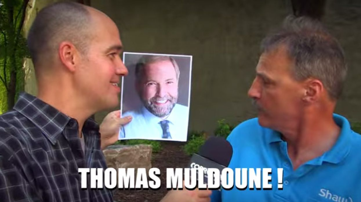Watch Quebecer Interview Torontonians About Canada With Devastating Results