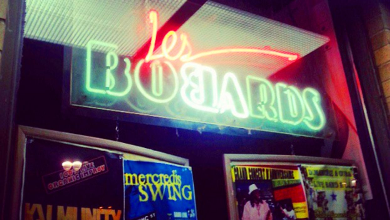 Les Bobards Music Venue On Saint-Laurent Has Closed Down Forever