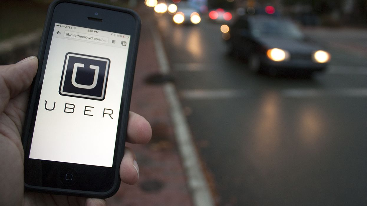Uber Offers Canadian Voters Free Rides To And From Polling Stations Today