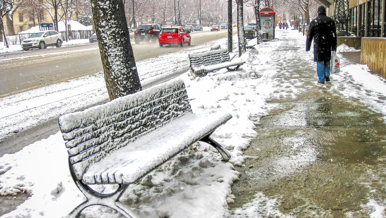 First Snow Fall In Montreal Will Be This Weekend