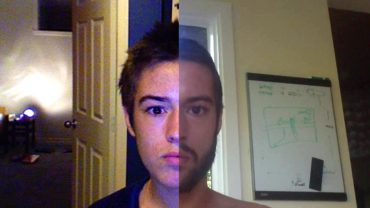 Montreal Teenager Took The Same Selfie Every Day For 8 Years