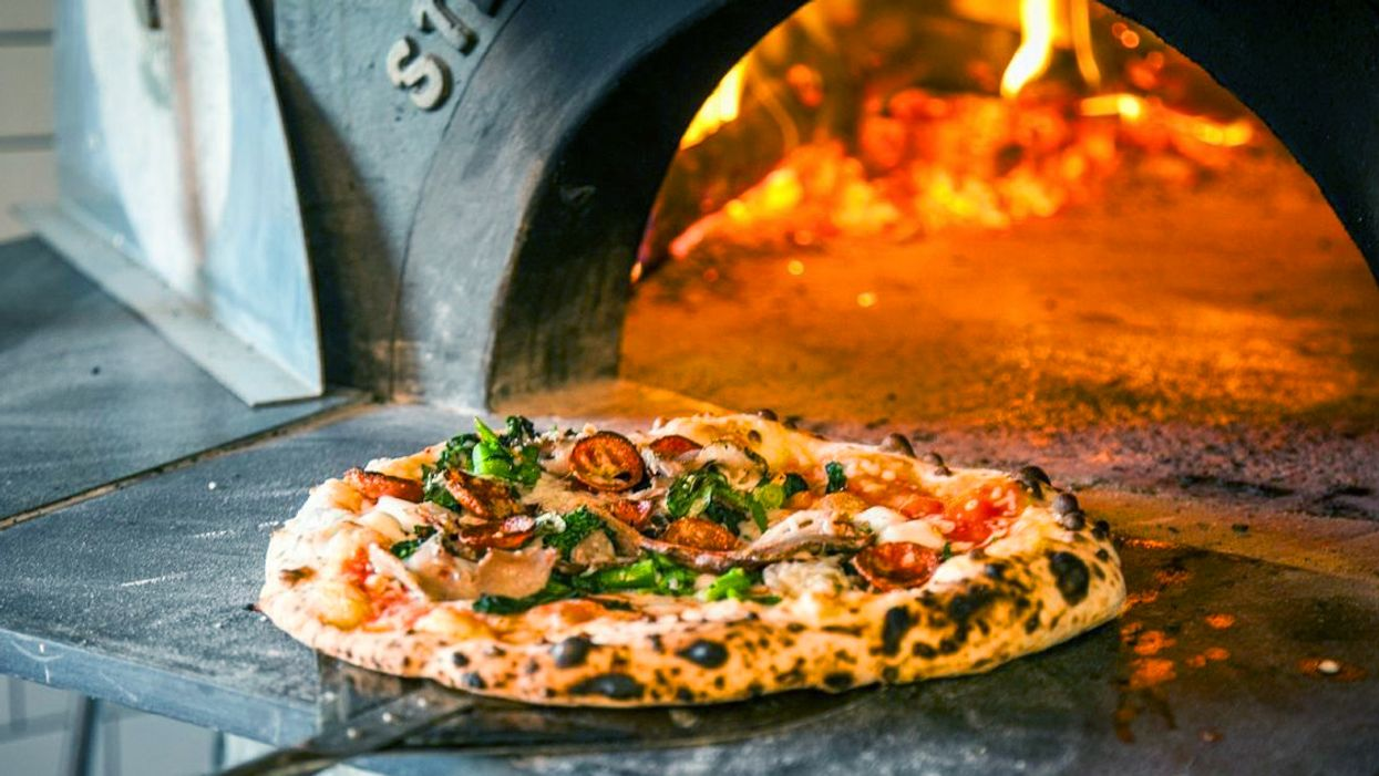 Montreal Is Hosting 'Pizza Week' In Little Italy