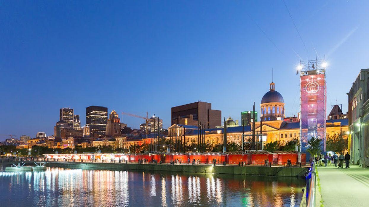 Montreal's Old Port Zip-Line To Host Record-Breaking 1,000-Foot Slackline Walk Sunday