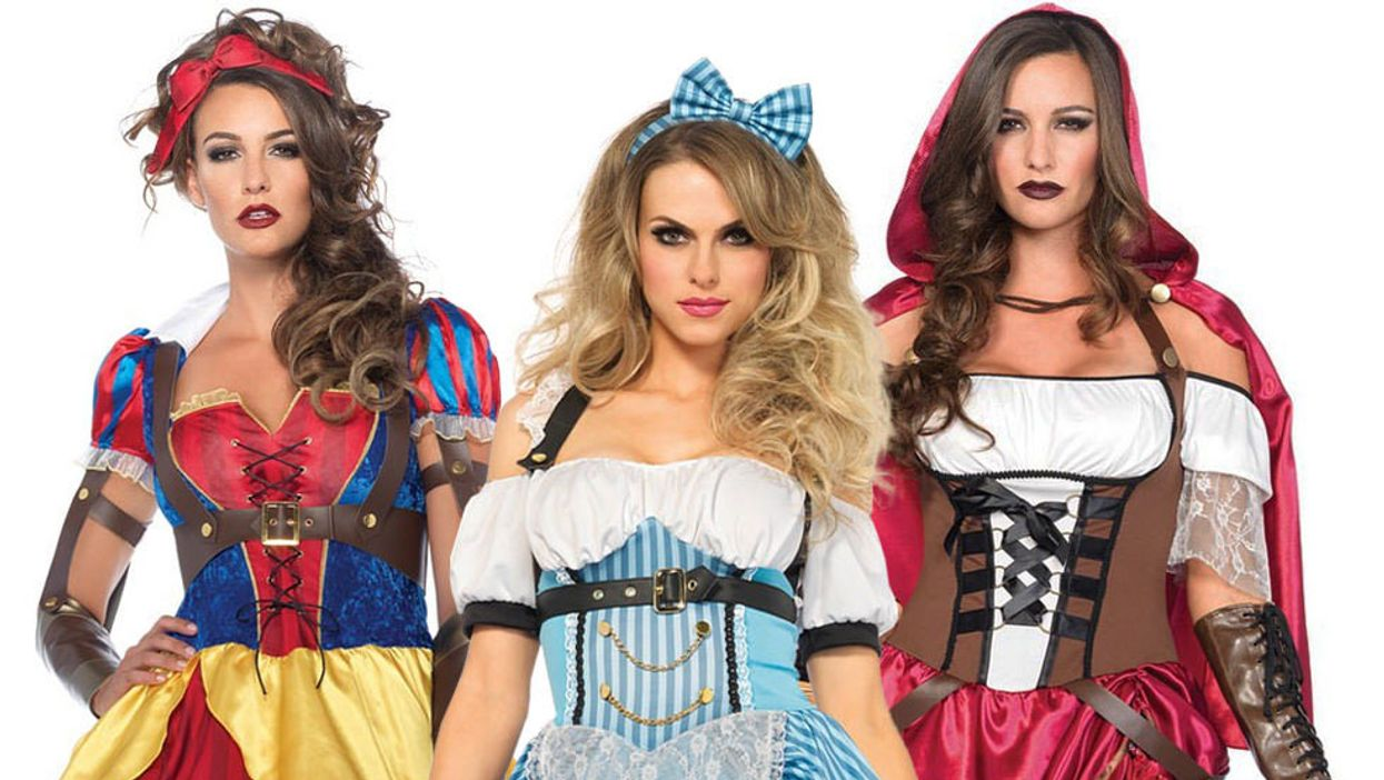 30 Hot New Halloween Costume Ideas For 2015