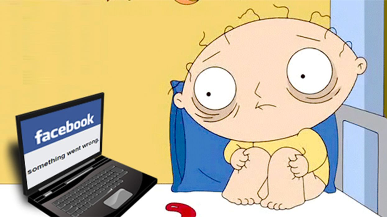 10 Things To Do When Facebook Goes Down