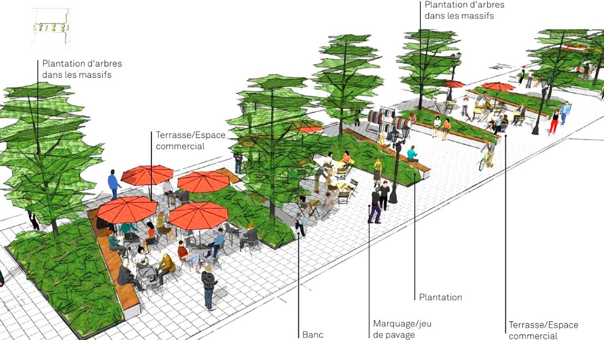 Montreal's Prince-Arthur Street Will Be Completely Transformed