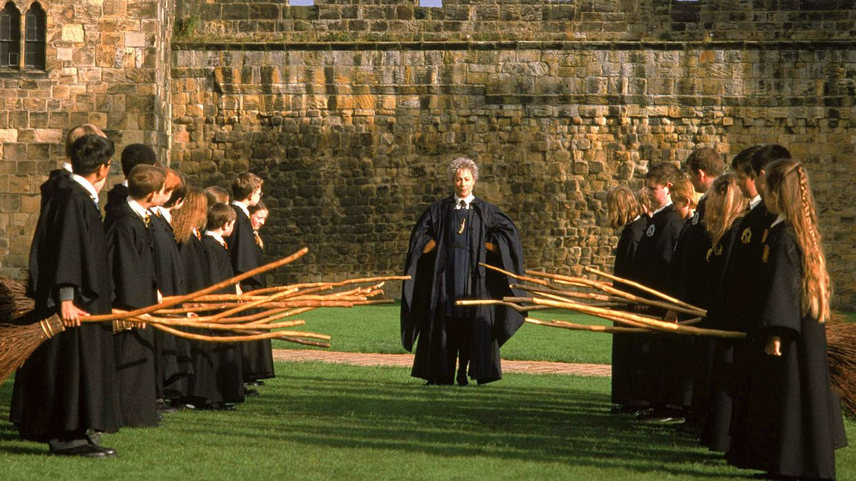 "Montreal Has An Actual ""Harry Potter"" Magic School"