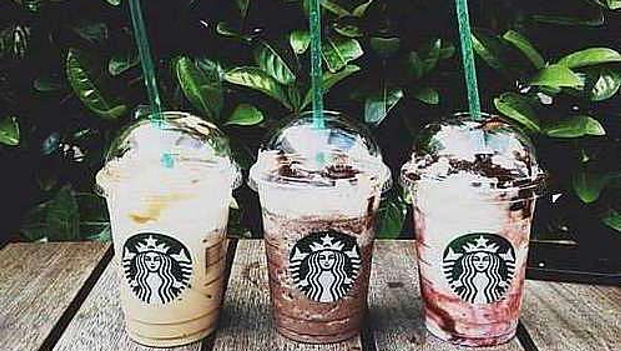 10 Secret Starbucks Frappuccinos You Never Knew Existed