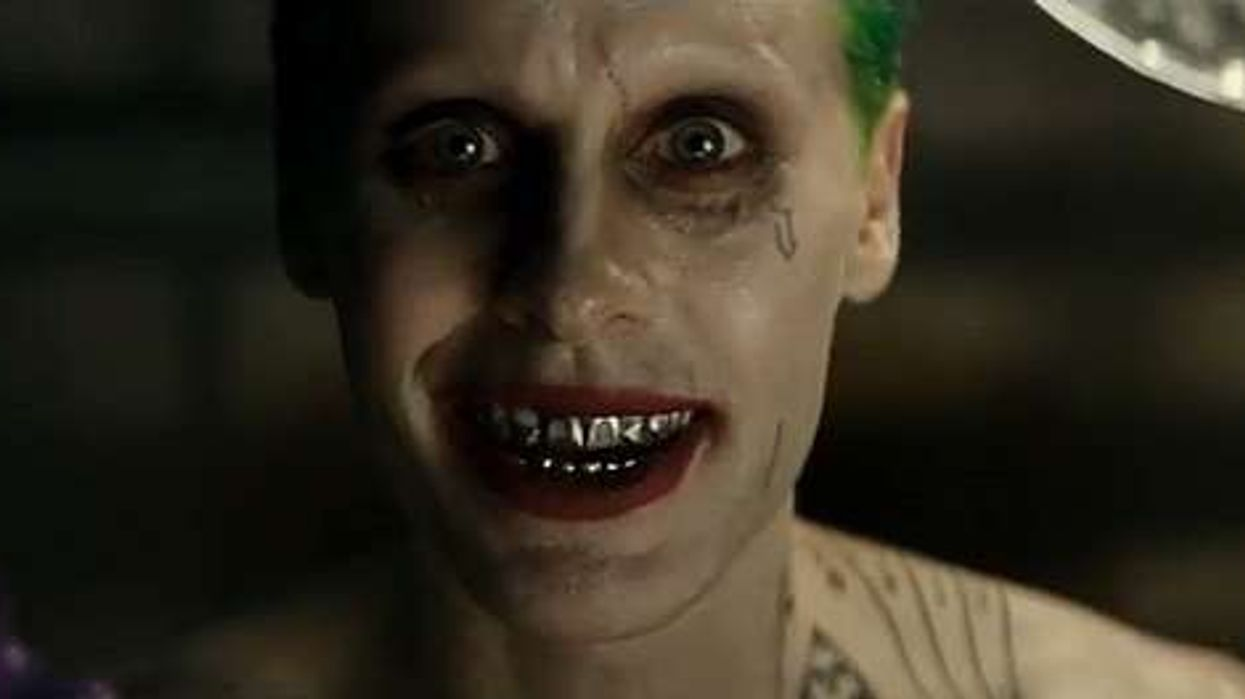 OMG! The First Trailer For Suicide Squad Is Here
