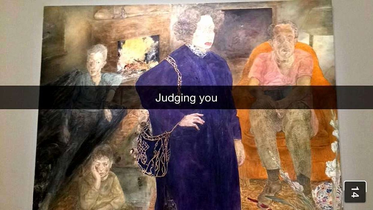 A Snapchat Tour Of Montreal's Artistic Masterpieces