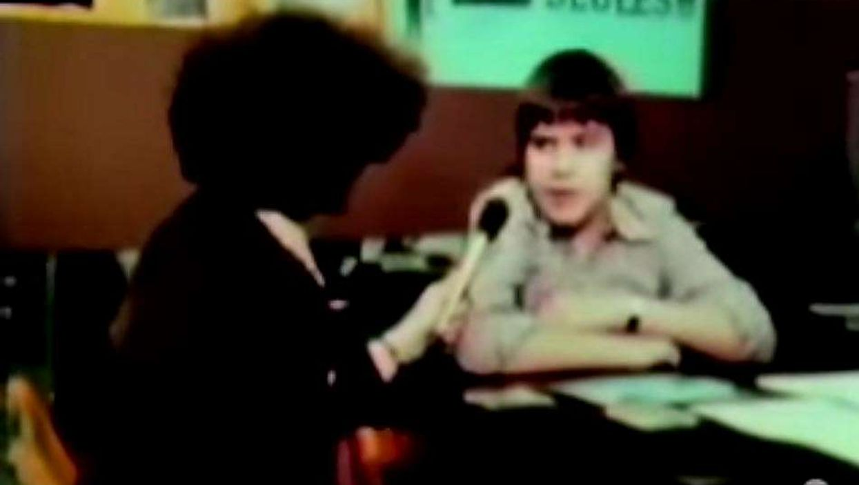 Watch A 15 Year Old Denis Coderre Talking About How He Saw A UFO In The 1970s