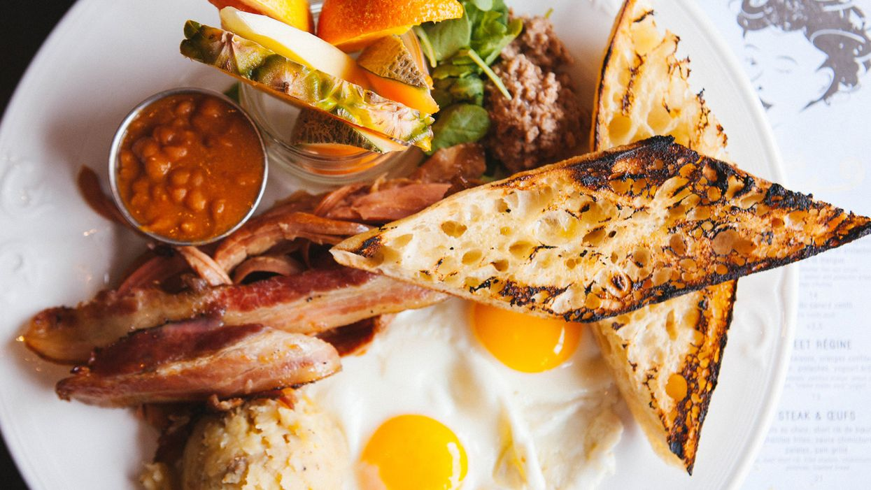 10 Most Wonderful Hangover Breakfast Places in Montreal