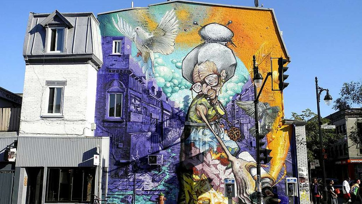 Behind The Scene Talks About The World Of Street Art During Montreal's MURAL Fest