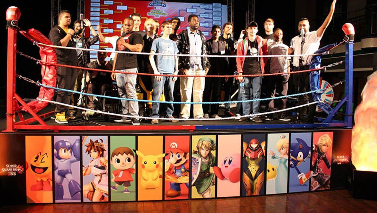 Montreal Is Hosting A Massive Super Smash Bros. Tournament