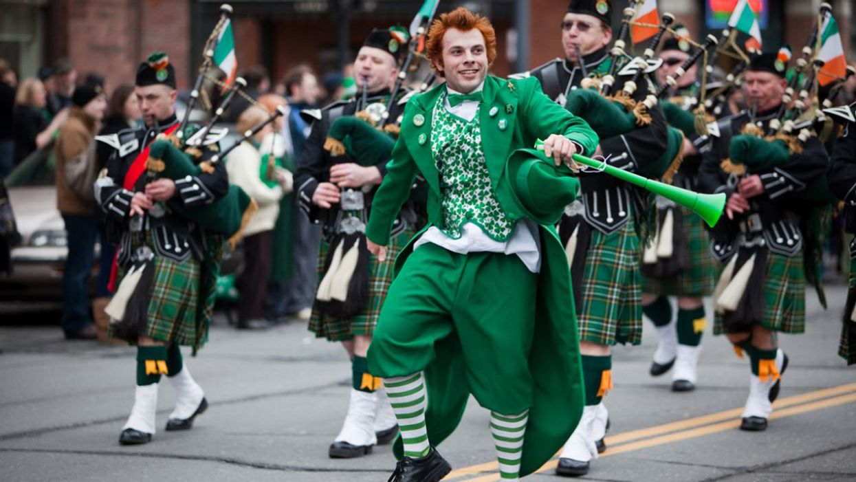 33 Facts You Probably Didn't Know About St-Patrick's Day