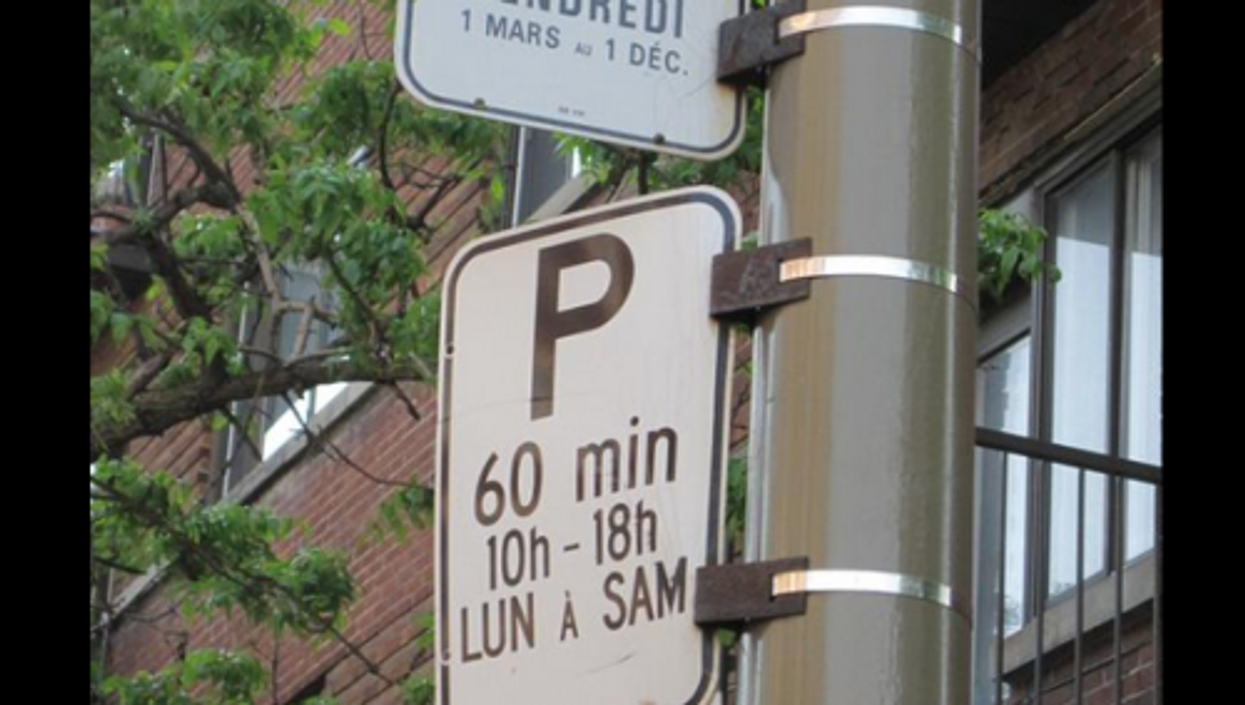 Why Parking In Montreal Is Fvcked