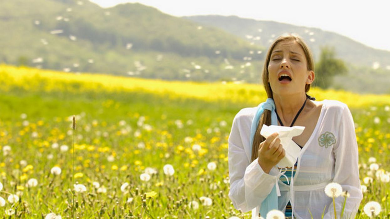 7 Natural Ways You Can Avoid Allergy Symptoms This Spring
