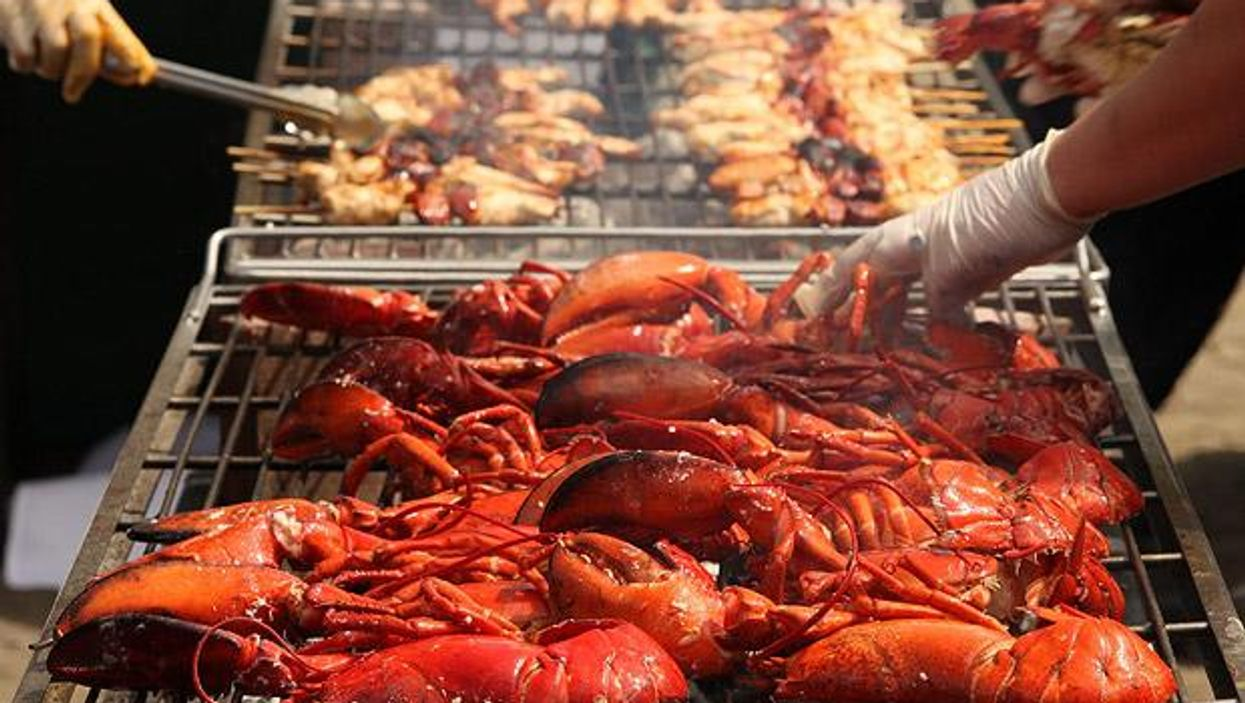 Montreal's 2015 Lobster Festival Begins In May