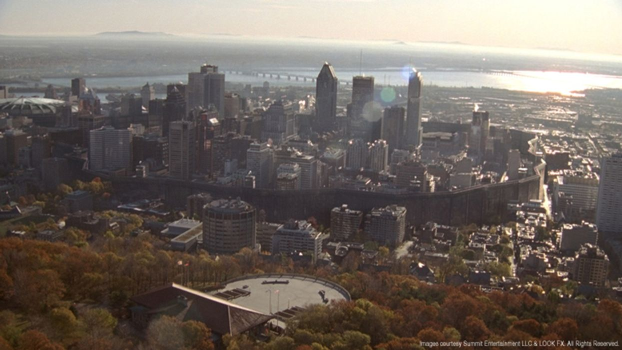 Montreal Is The Best Place In The World To Survive A Zombie Apocalypse