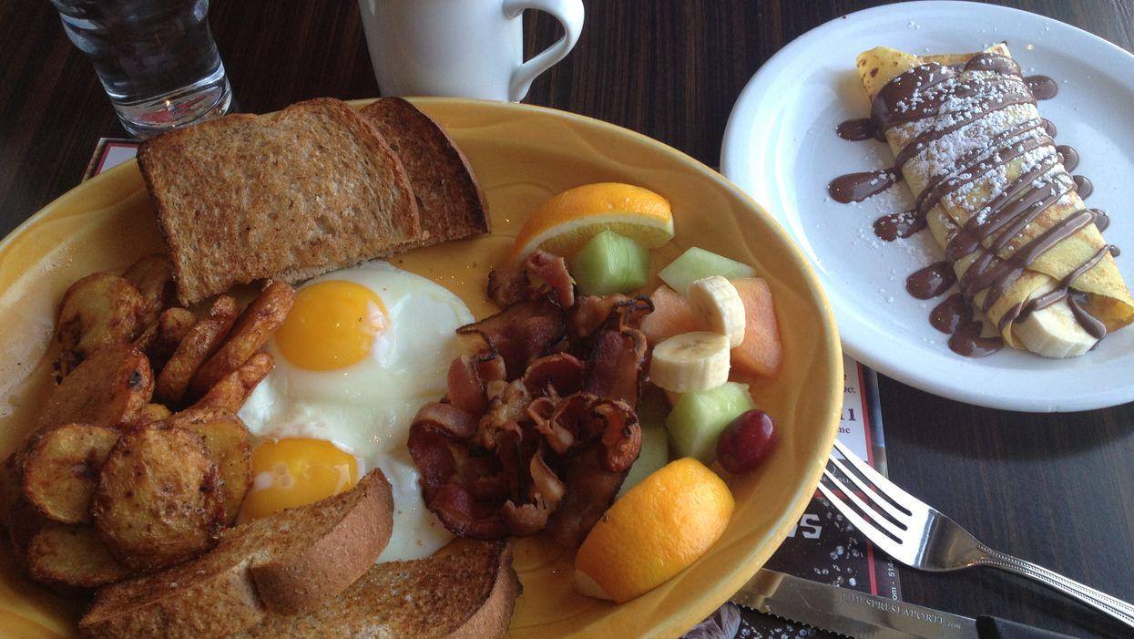 Probably The Best Breakfast Restaurants In Laval